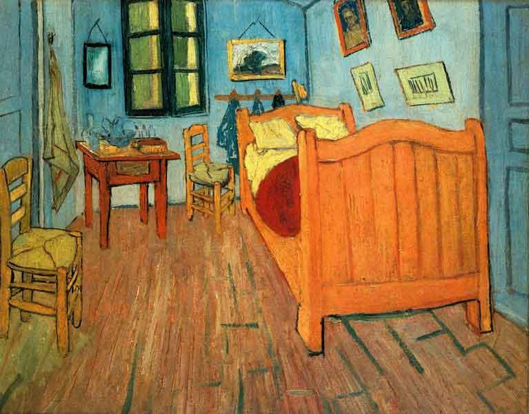 VanGogh_Bedroom_Arles
